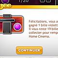 Jeu en ligne jackball 2014 : iphone 5s ou home cinéma sony ?