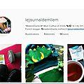 ▼▲ enfin sur instagram ! ▼▲