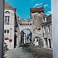 Roche Posay - porte de ville