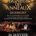 Concert Seigneur des Anneaux