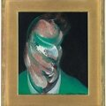 Bacon's 'study for the head of lucian freud' included in christie's post-war and contemporary art evening sale