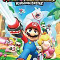 Test de Mario + The Lapins <b>Crétins</b> : Kingdom Battle - Jeu Video Giga France