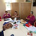 Initiation au tricot et atelier de fabrication de poupées en laine tous les jeudis de 14h à 17h à la maison des associations