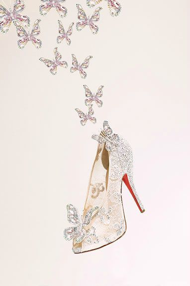 Chaussures de vair Louboutin cherchent leur Cendrillon…