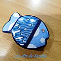 Broche poisson