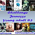 Challenge jeunesse ou young adult