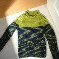Ribby Pulli Sweater