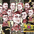 Souvenir de grandes manœuvres militaires, armée du grand duché du luxembourg