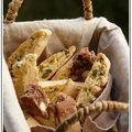 Croquants amandes-pistaches