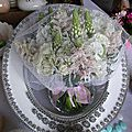 Stage d'art floral spécial mariage