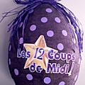 LES <b>12</b> <b>COUPS</b> DE <b>MIDI</b>, 8 avril 2012