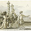 <b>Domenico</b> Tiepolos lead Old Master Drawing Sale at Sotheby's New York on 29 January