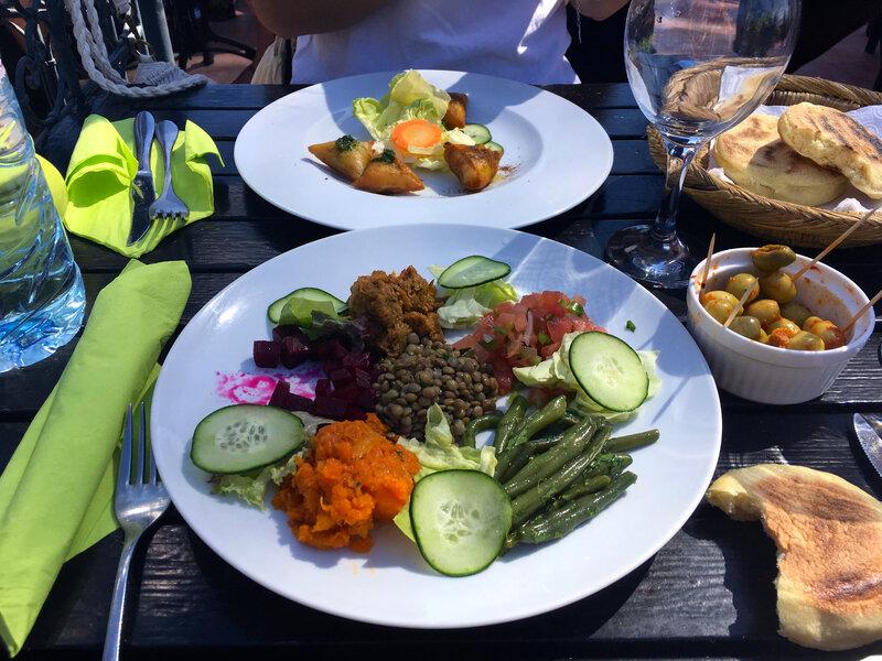 salades marocaines :-)