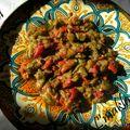 Ifelfel ou salade de poivrons