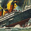 Vendredi 7 mai - Le Lusitania 🚢