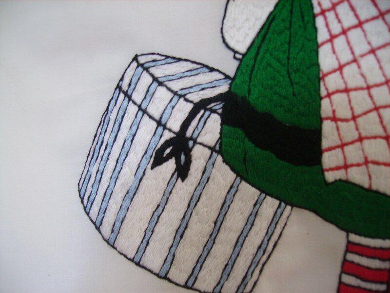 boite à chapeau