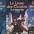 Le <b>livre</b> des <b>étoiles</b> d'Erik L'HOMME