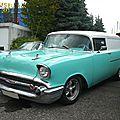 <b>CHEVROLET</b> 150 Sedan Delivery 1957