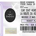 Car Seat Headrest - Mercredi 22 Mars 2017 - <b>Divan</b> du Monde (Paris)