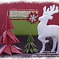 Boite à courrier aux couleurs de Noël1
