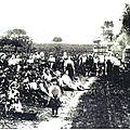 Vendanges, fin des années 1930