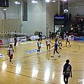 Le hac handball s'impose largement contre besançon à octeville...