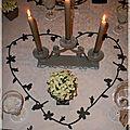 Table arabesque 2 003