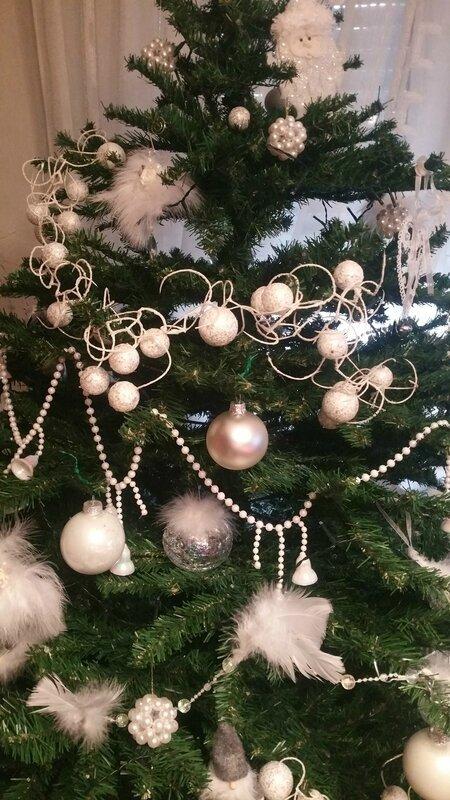 Un Noël blanc ,mais sans neige....