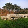 Allée couverte de Prajou-Menhir (Trébeurden)
