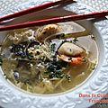 Soupe au <b>Crabe</b>