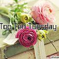 Top Ten Tu