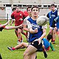 Match des juniors contre Saint-Médard en Jalles