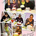 Photos des ateliers pâte à sucre à Cook-Shop Pezènas