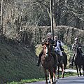La Balade du Jambon - Balade à cheval dans le mortainais (28)