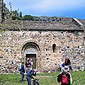 album photos de la randonnée du mardi 10 avril 2018 Valleta <b>Chapelles</b> Sant Miquel de Colera Sant Silvestre de Valetta