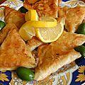 Briouates poulet/curry/fromage: ma recette préférée