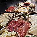 Trucs & astuces pour une jolie planche <b>charcuterie</b> / fromage
