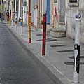 Marc lesétois (ville, installation à sète, 2013)