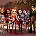 Présentation des ever after high
