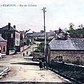 GLAGEON-Rue du Calvaire