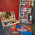 Lego, des <b>boîtes</b> <b>basiques</b> !
