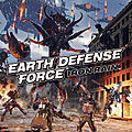 Test de Earth Defense Force : Iron Rain - Jeu Video Giga France