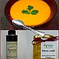 Soupe douillette pour printemps rugueux