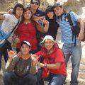 El equipo de los jóvenes