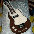 Guitare Alex 14 ans