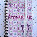 Libreta decorada 02 / carnet décoré 02