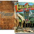 Reçu Warrior Heroes et Larger Than Life de <b>Two</b> <b>Hours</b> <b>Wargames</b>