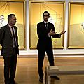 "Francis Bacon's triptych ""Three Studies of Lucian Freud"" bought by Elaine <b>Wynn</b>"