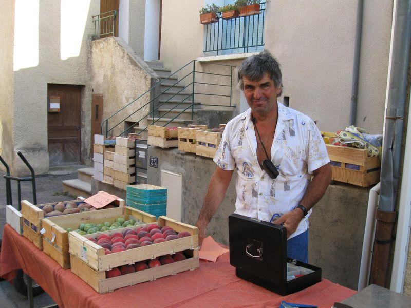 Les fruits du Gaec de La Roche - LE CAIRE