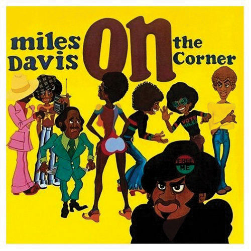 """Résultat de recherche d'images pour """"On the Corner miles davis"""""""